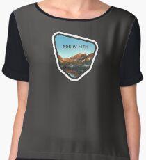 Rocky Mountain National Park Chiffon Top