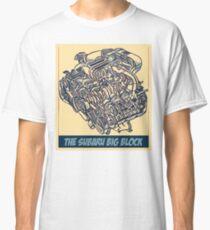 EG33 Subaru Big Block Classic T-Shirt