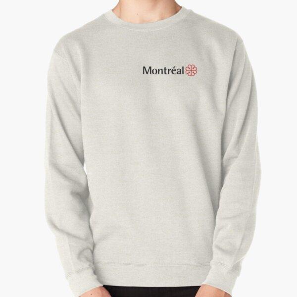 Montreal Canada Pullover Sweatshirt