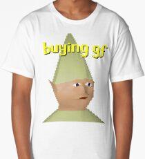 Runescape Gnome Child Long T-Shirt
