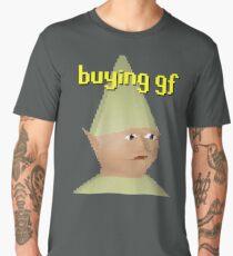 Runescape Gnome Child Men's Premium T-Shirt