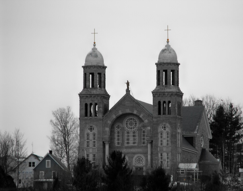 St. Mary's Church by katpix