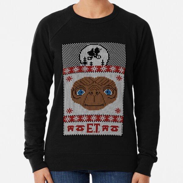 ET XMAS - ET Ugly Sweater Sudadera ligera