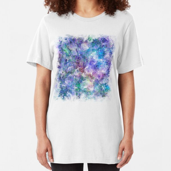 Crystal Frost 1 Slim Fit T-Shirt