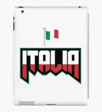 Italia People Italy Country Green White Red Flag iPad Case/Skin