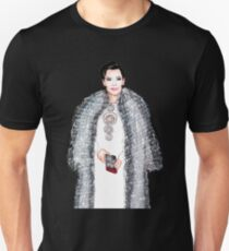 kris jenner - drawn to the world like flames are T-Shirt