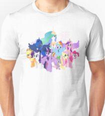 Pony Family  T-Shirt