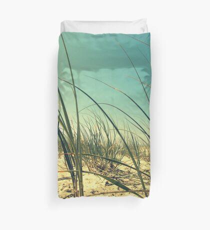 Beach Dunes Duvet Cover