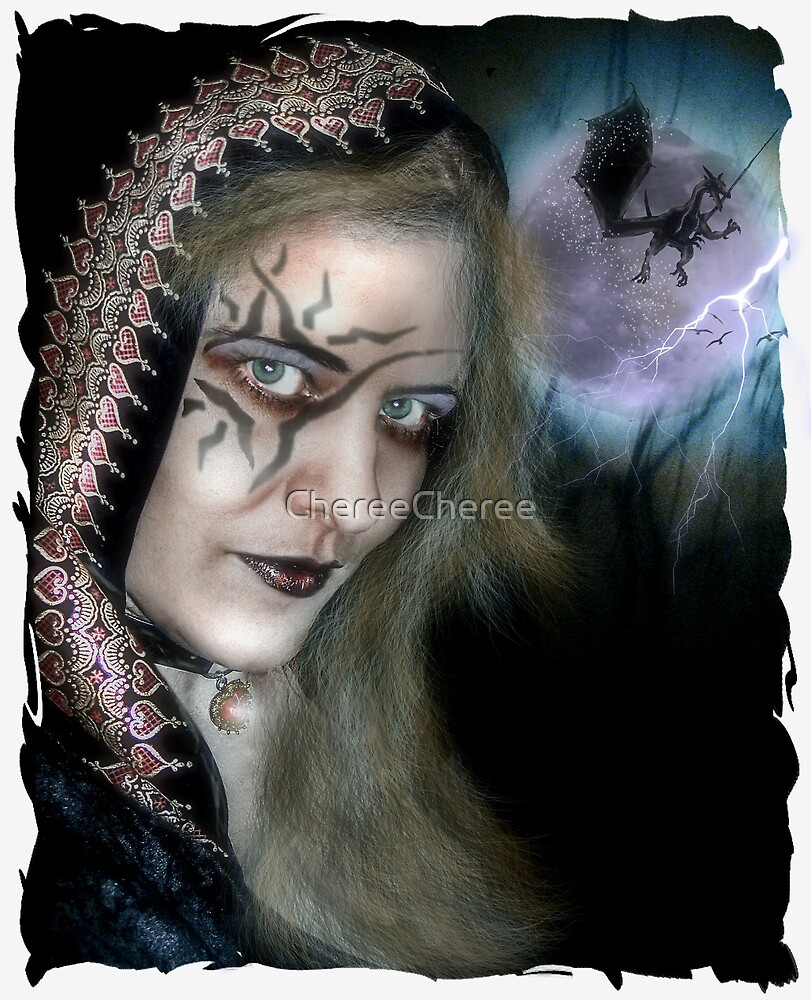 Succubus Of The Night by ChereeCheree