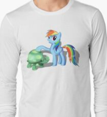 Dash and Turtle  T-Shirt