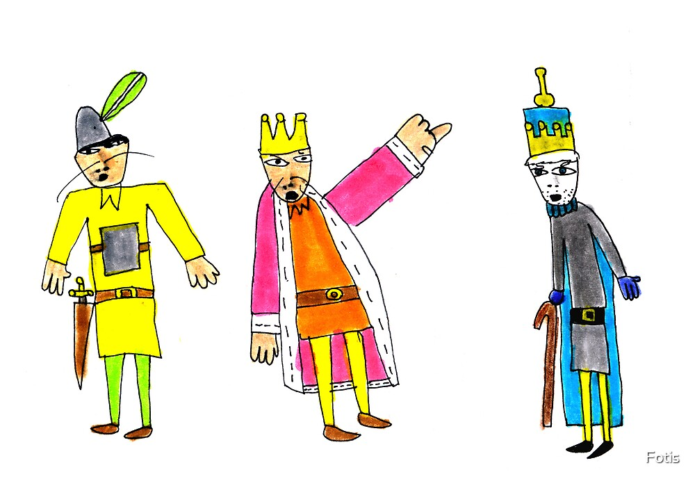 Royal Conference by Fotis