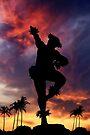 Hula Dancer 2 by Alex Preiss
