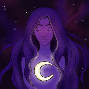 Moon Goddess by dianepascual