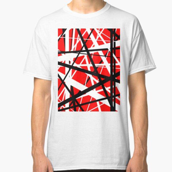 Frankenstein Pattern (Red) Classic T-Shirt