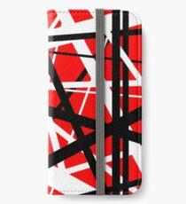 Frankenstein Pattern (Red) iPhone Wallet/Case/Skin