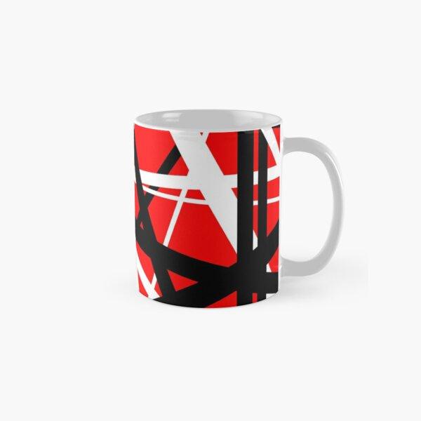 Frankenstein Pattern (Red) Classic Mug