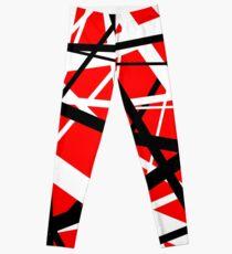 Frankenstein Pattern (Red) Leggings