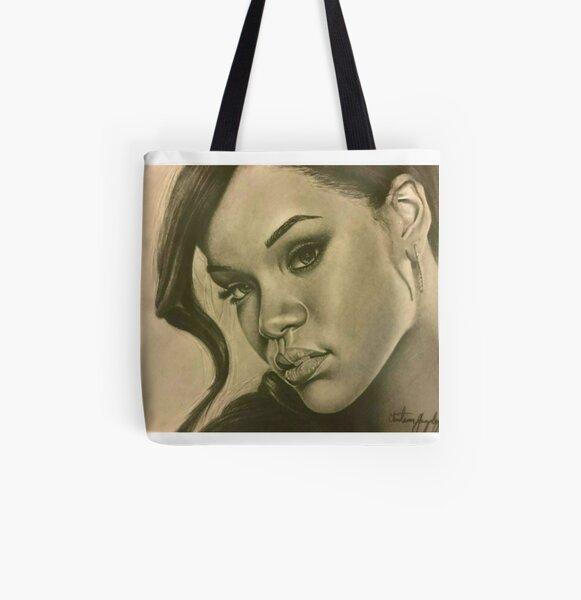 Say my name All Over Print Tote Bag