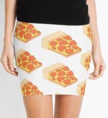 Isometric Pepperoni Pizza Mini Skirt