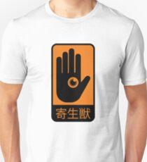 Parasyte warning! T-Shirt