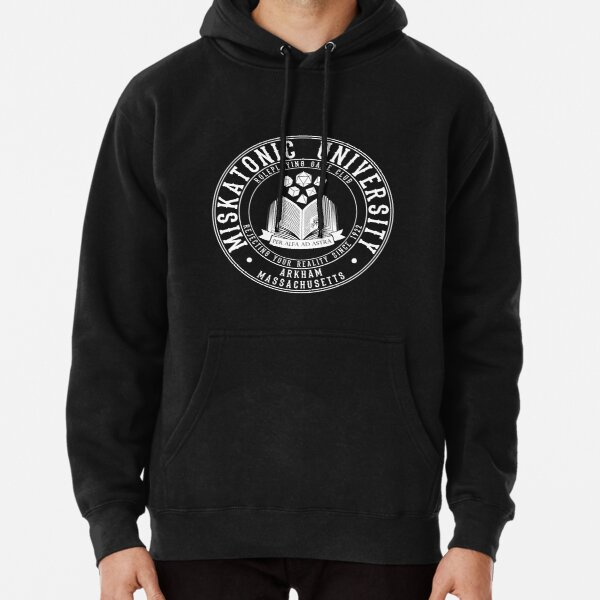 Miskatonic University Roleplaying Club Pullover Hoodie