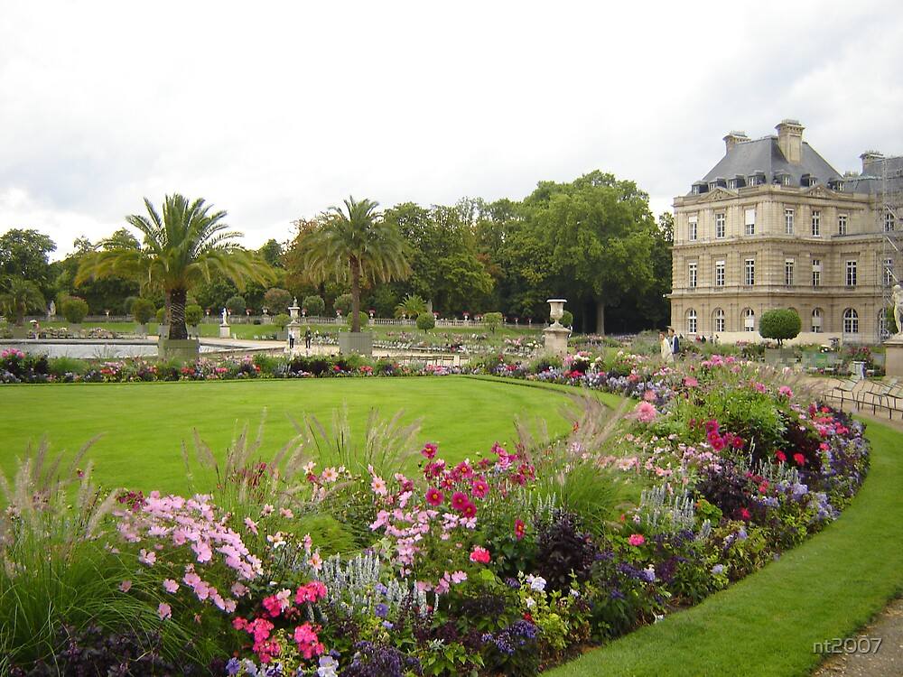 Luxembourg Garden by nt2007