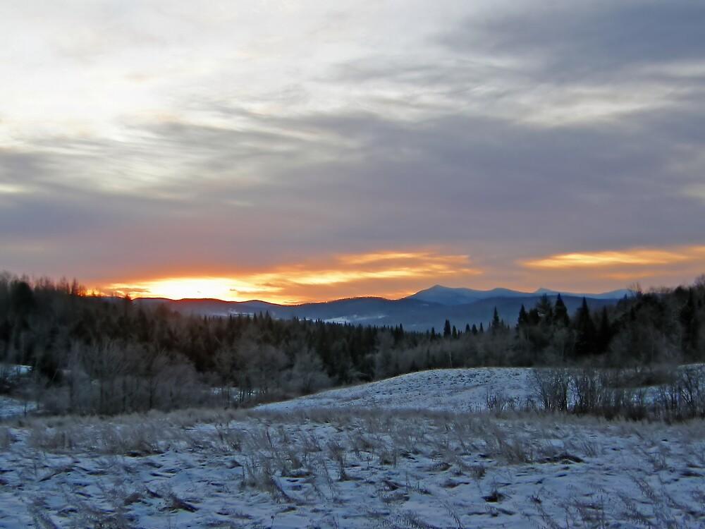 Sunrise 1 by marchello