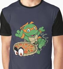 SUPER TURTLE ODYSSEY Graphic T-Shirt
