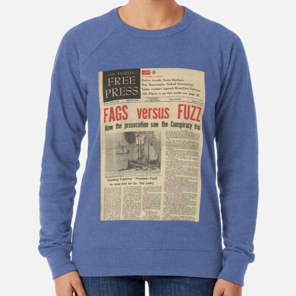 Los Angles Free Press sweatshirts Lightweight Sweatshirt