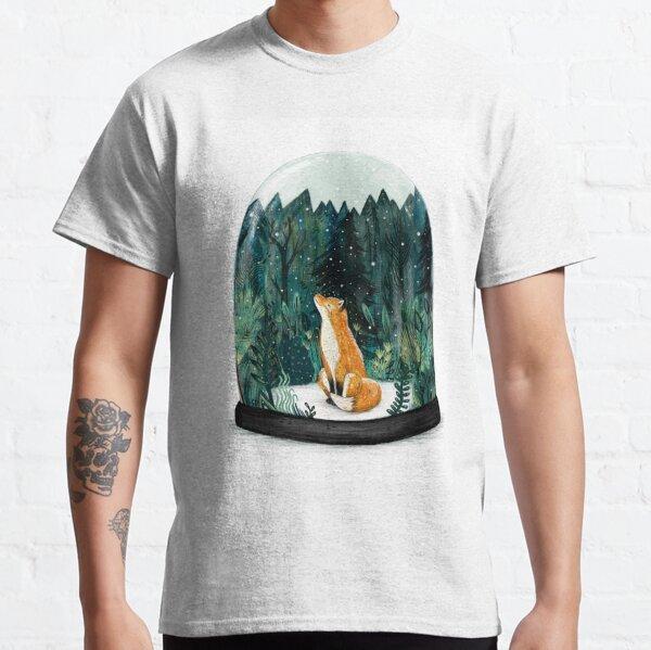 SnowGlobe Fox Classic T-Shirt