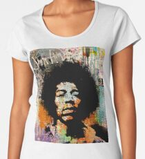 GUITAR GOD #4 on dictionary page Women's Premium T-Shirt