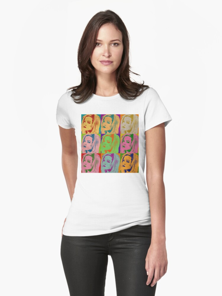 Alexis Texas Womens T Shirt