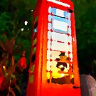 Red Phone Booth by golden-nature