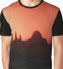 Fires in the Sky Graphic T-Shirt
