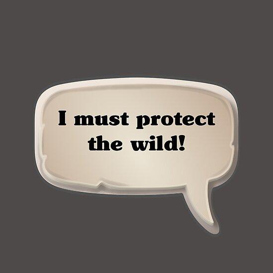 Ich muss das wilde Emote schützen von Coooner