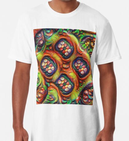 Still life with fruits #DeepDream Long T-Shirt
