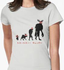 Chopper Evolution Women's Fitted T-Shirt