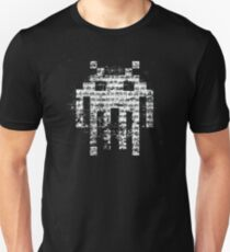 Punish Space Invaders T-Shirt