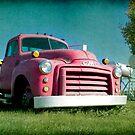 Pink Pick Up by Amanda White