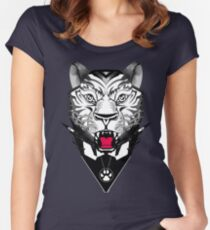 El Tigre Women's Fitted Scoop T-Shirt