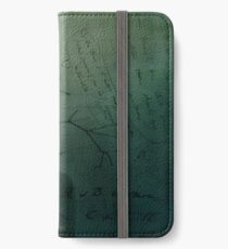 I Think iPhone Wallet/Case/Skin