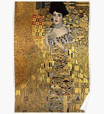 Gustav Klimt, Adele Bloch-Bauer  Poster