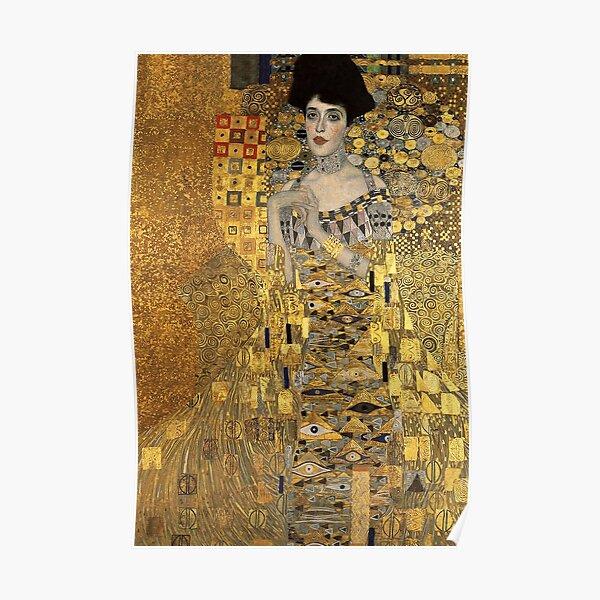 Gustav Klimt, Adèle Bloch-Bauer Poster