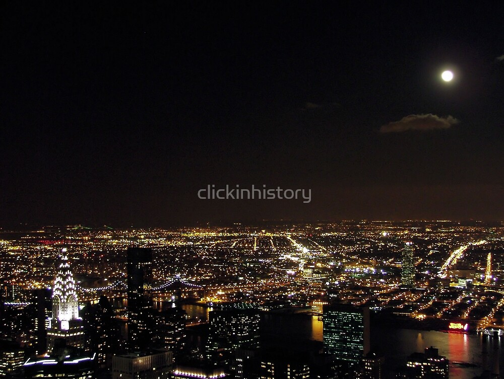 For Nancy and her Cosmo moon by clickinhistory