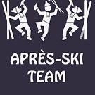 Après-Ski Team (White) by MrFaulbaum