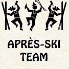 Après-Ski Team (Black) by MrFaulbaum