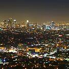 L.A. - City Of Million Lights by doval