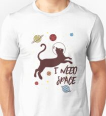 Camiseta unisex I Need Space