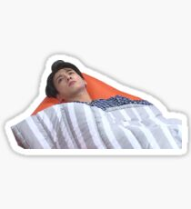 BTS JUNGKOOK TIRED MEME #2 Sticker
