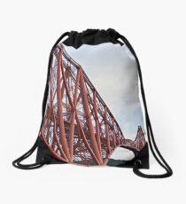 Forth bridge Drawstring Bag